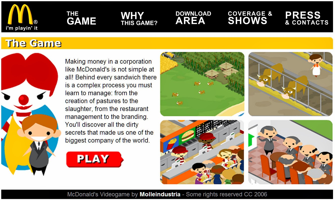 how to win mcdonalds video game