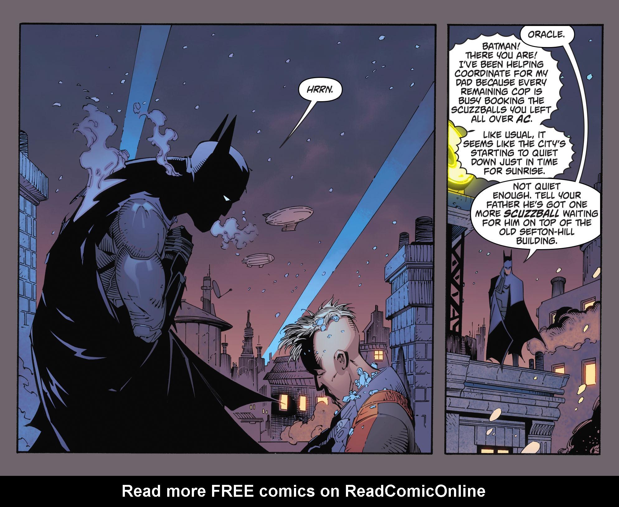 Batman: Arkham Knight [I] Issue #1 #3 - English 11