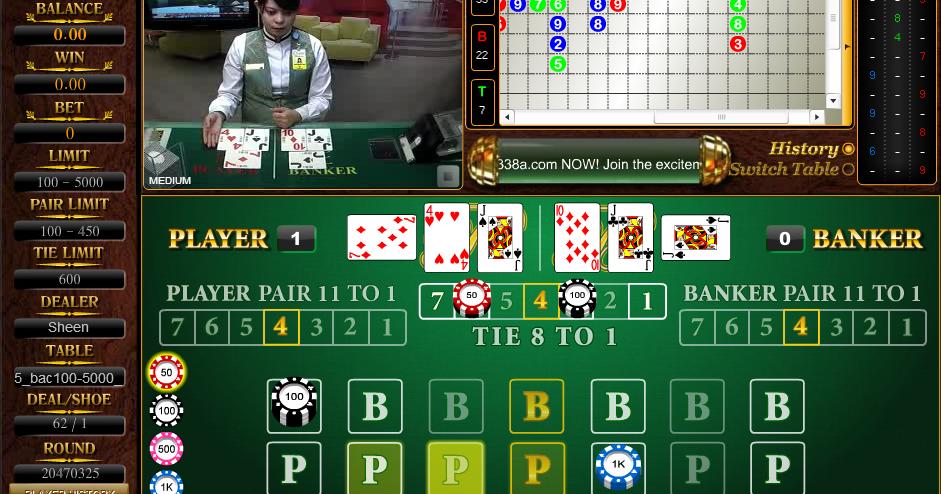 Agen Live Casino: WWW.CGO757.COM - AGEN CASINO ONLINE ...