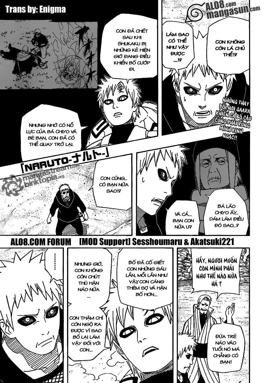 Naruto chap 547 Trang 1 - Mangak.info