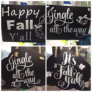 More fun with my Cricut!
