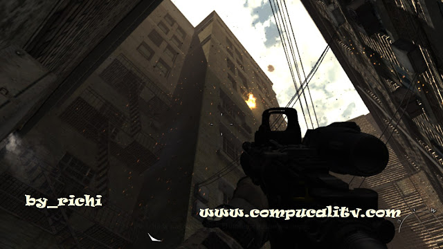 Capturas Propias By CompucaliTV Call of Duty modern Warfare 3