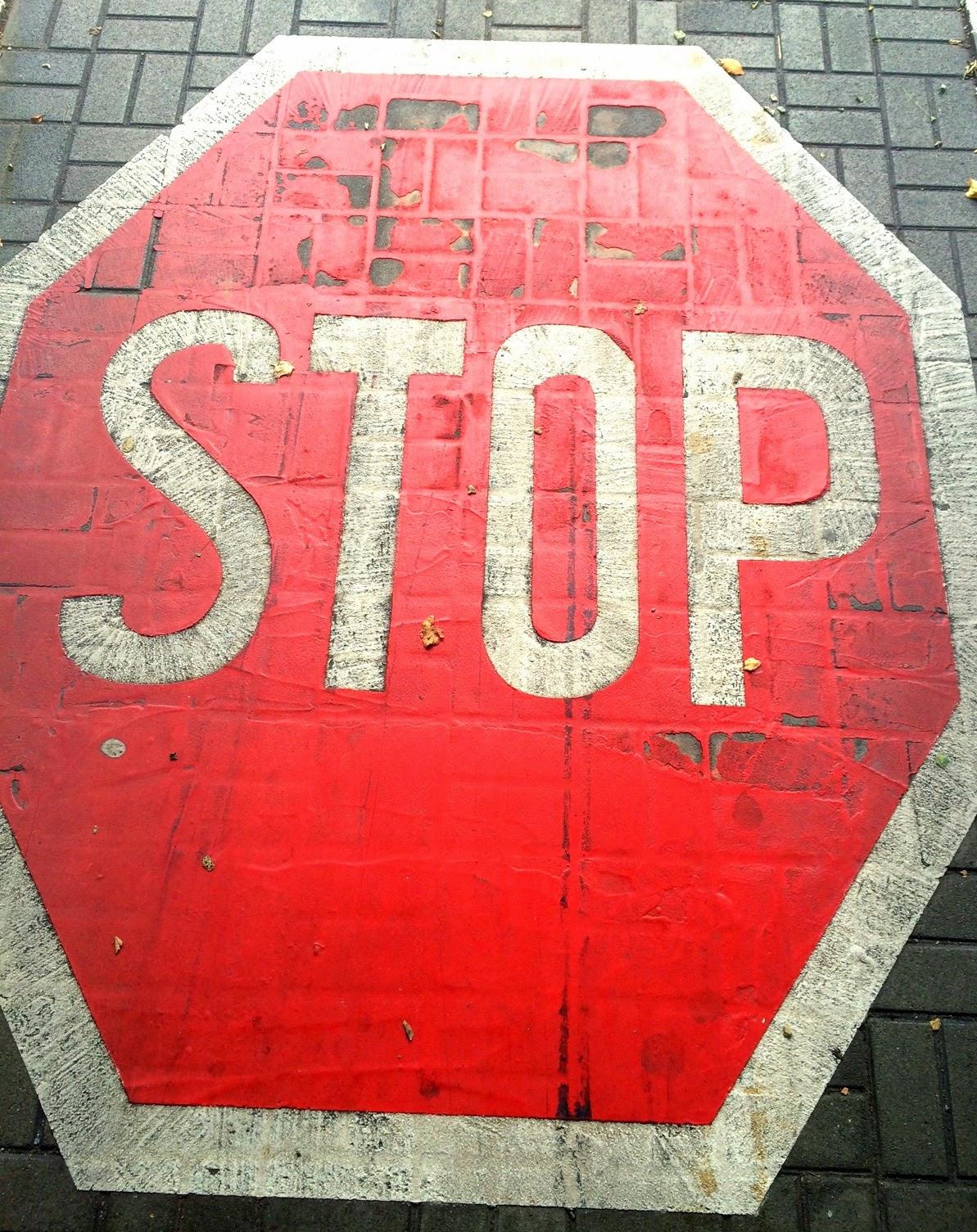 Stop, Weihnachten