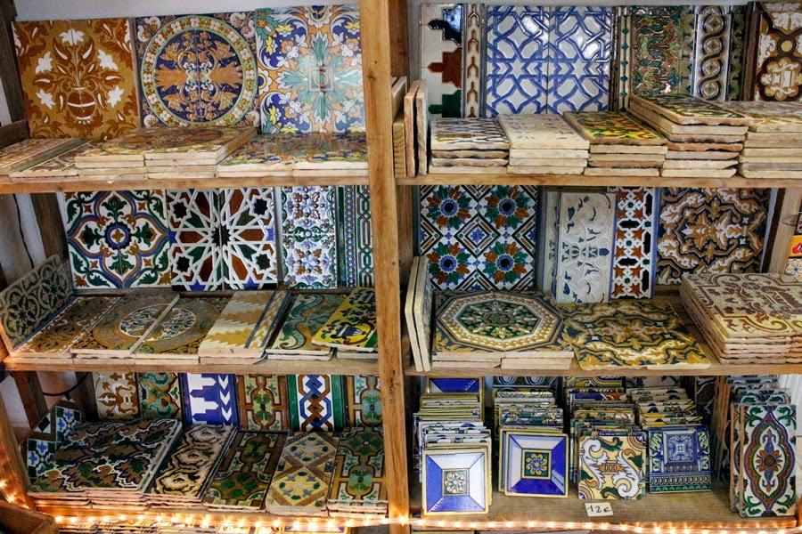 Sevilla coco sevilla casa de pilatos el rinconcillo for Azulejos y saneamientos mg