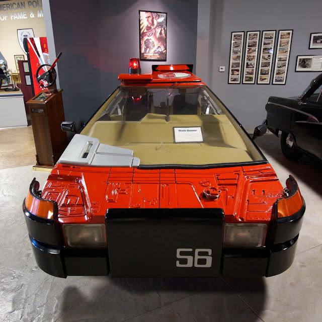 Robocop Squad Car