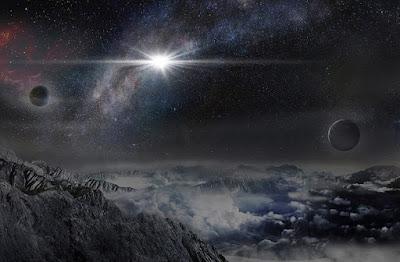 Astrônomos capturam explosão estelar mais brilhante já registrada