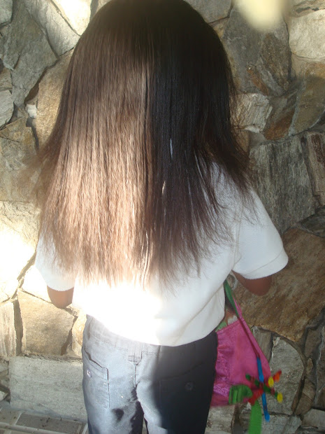 care coily hair african
