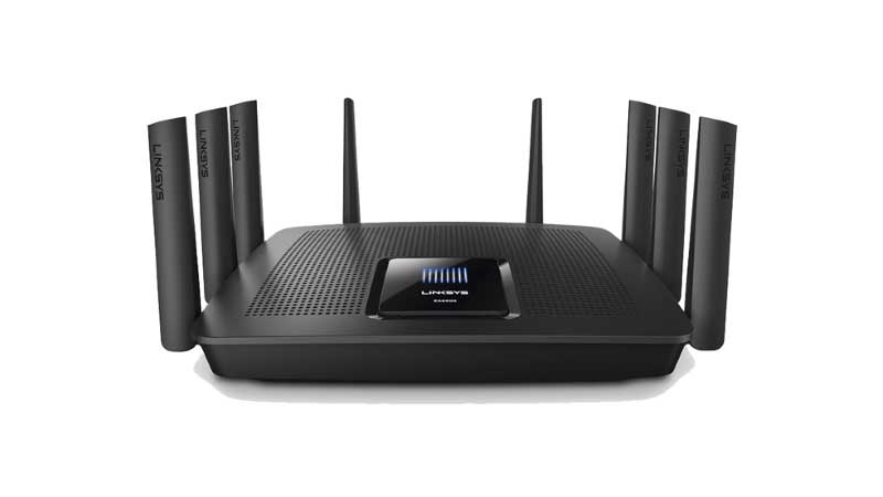 Linksys Tawarkan Wireless Router Mu-Mimo Terbaru