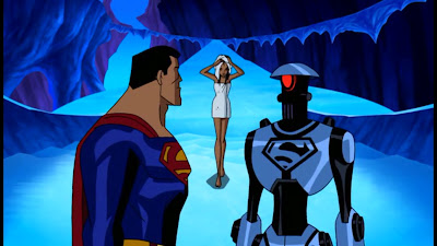 Anime Feet: Lois Lane Super Tribute Part 8: Animated
