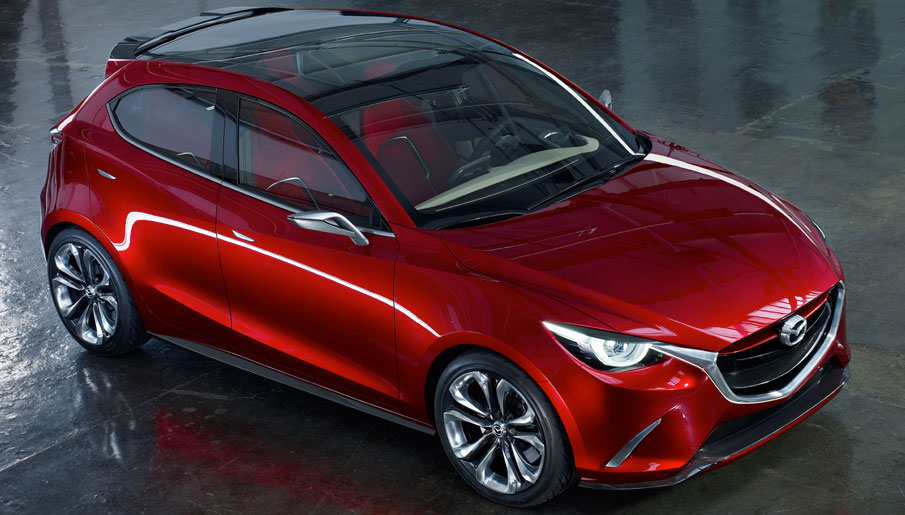 Mazda Indonesia Introduces Mazda HAZUMI