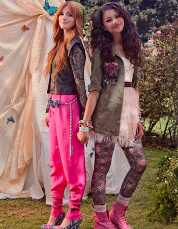 Clipe: Fashion Is My Kryptonite   Bella Thorne E Zendaya