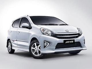 Harga dan Spesifikasi Mobil Toyota Agya | Toyota Agya Review