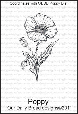 Our Daily Bread designs Poppy Single