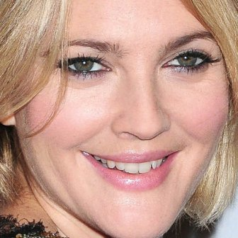 Drew Barrymore teeth