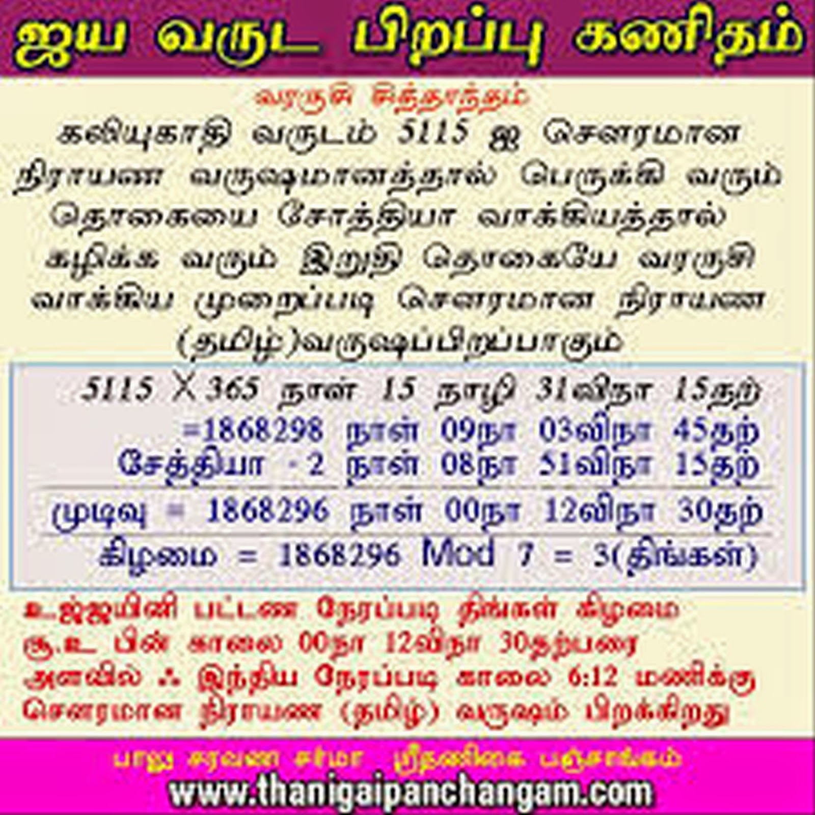 Know your hindu religion april 2014 panchangam is a hindu calendar and astrological almanac which presents astronomical calculations information that are being meticulously documented in geenschuldenfo Images