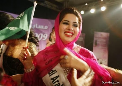 Miss Arab Of World