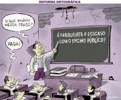 A EDUCAÇÃO PEDE SOCORRO!