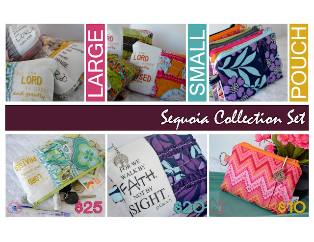 Chamel's Creations::Sequoia Collection Set Sale