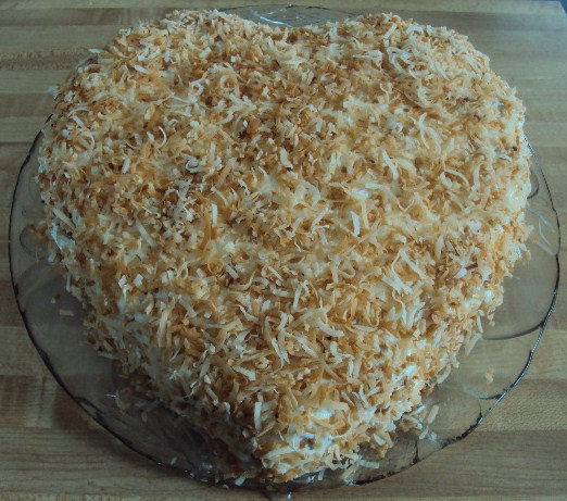 Coconut Cream Cake I Recipes — Dishmaps