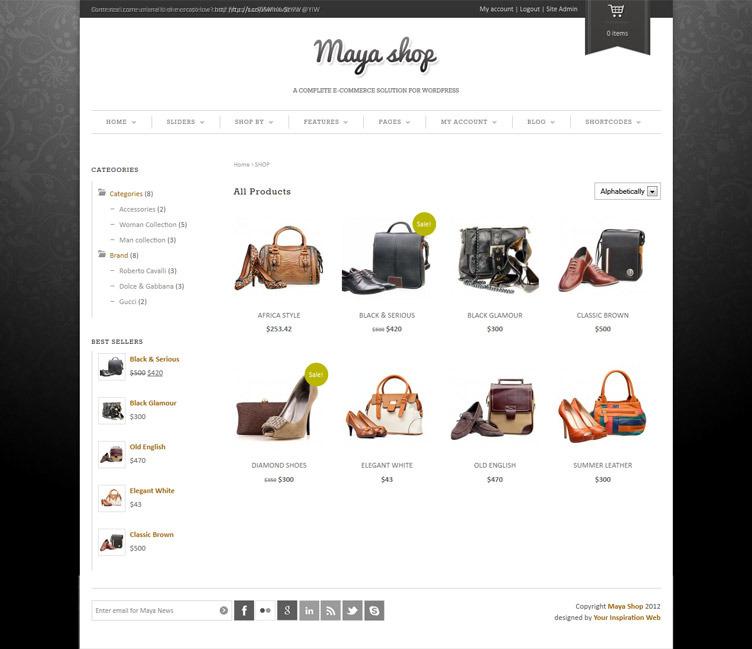 Free-Premium-eCommerce-WordPress-Templates