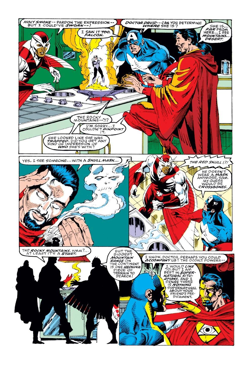 Captain America (1968) Issue #409 #358 - English 3
