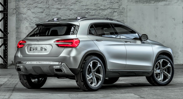 Mercedes benz gla compact crossover autos hoy for Mercedes benz gla crossover