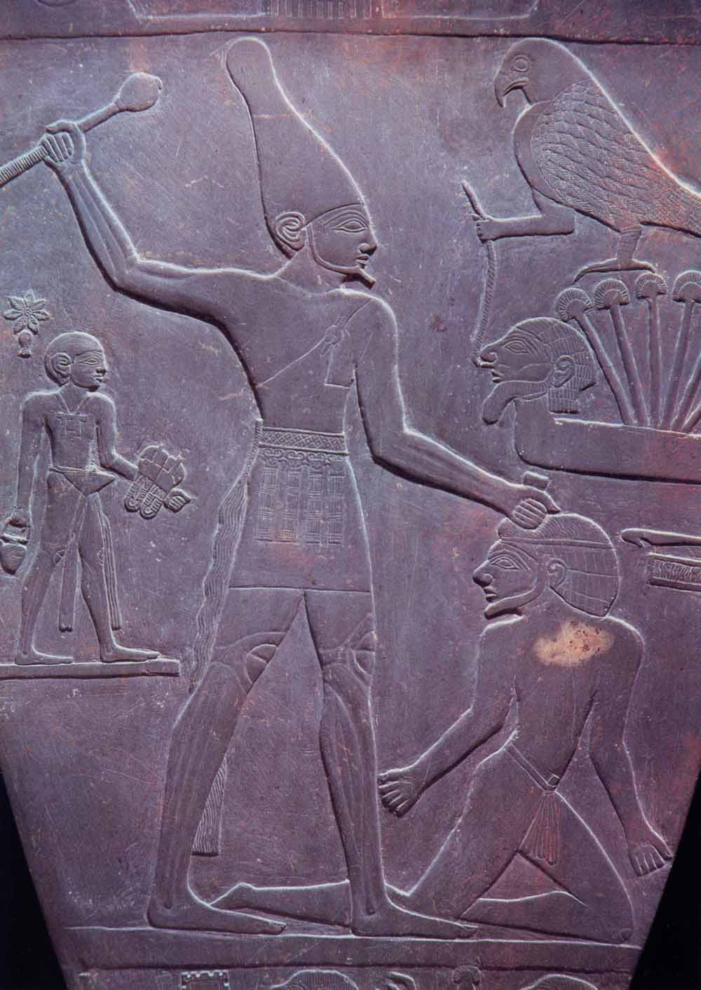 narmer palette Ancient egypt: early dynastic period - narmer narmer (mernar) was a ruler of ancient egypt at the end of the predynastic period and the.