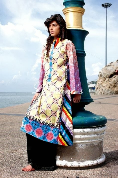 Lakhany Silk Mills COTTORINA 2013 Collection | LSM COTTORINA ...lsm