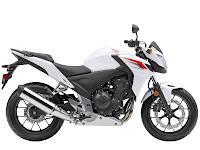 Gambar Motor 2013 Honda CB500F 2