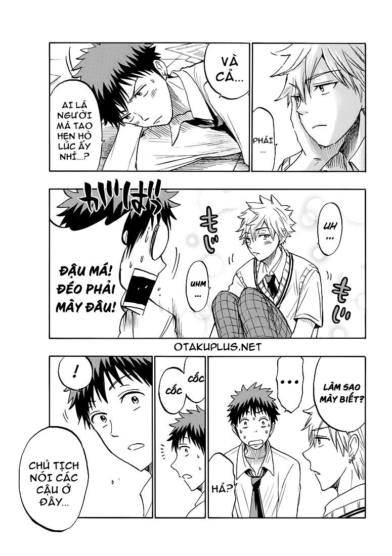 Yamada-kun to 7-nin no majo chap 206 Trang 20 - Mangak.info