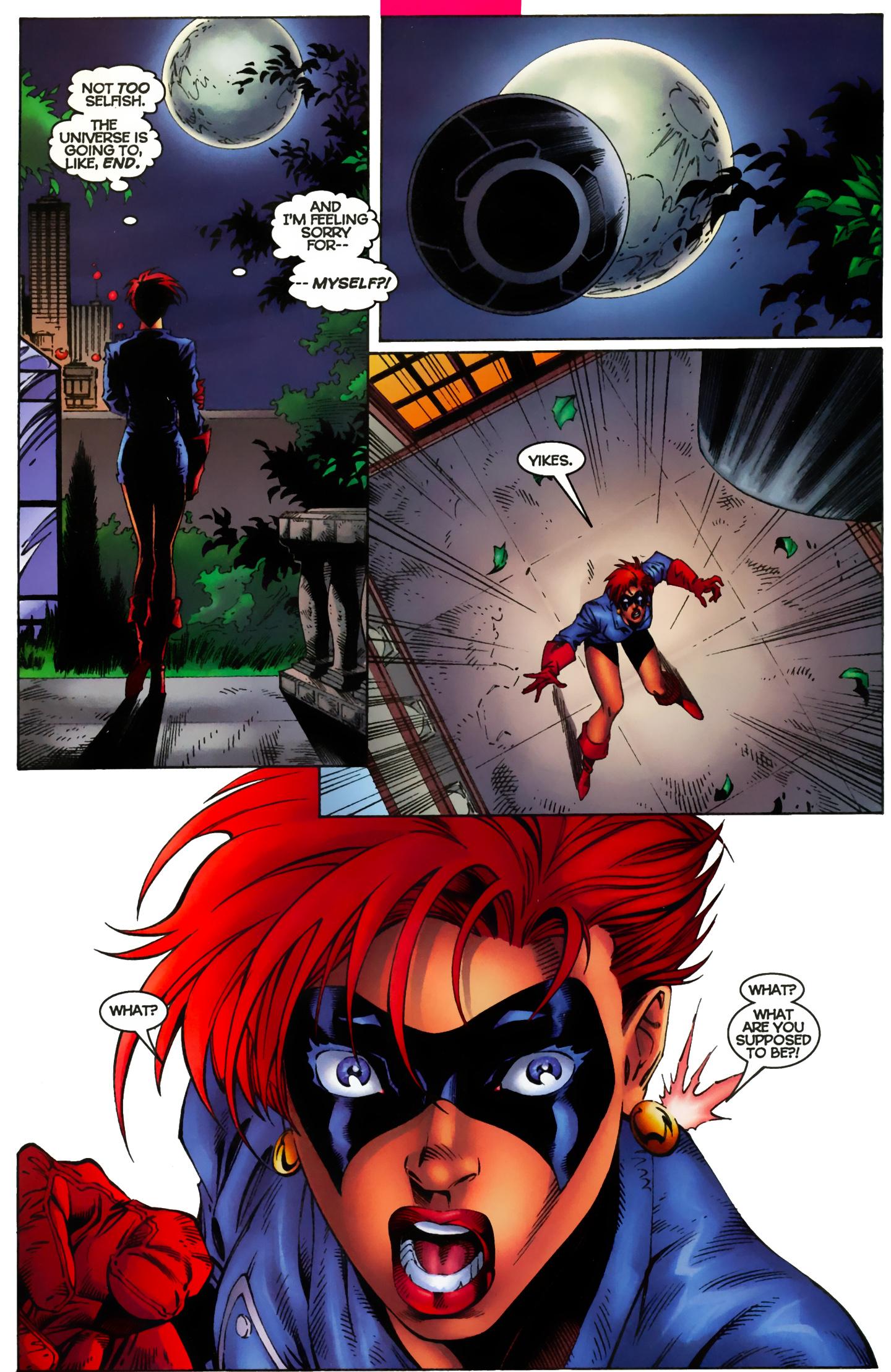 Captain America (1996) Issue #12 #15 - English 22