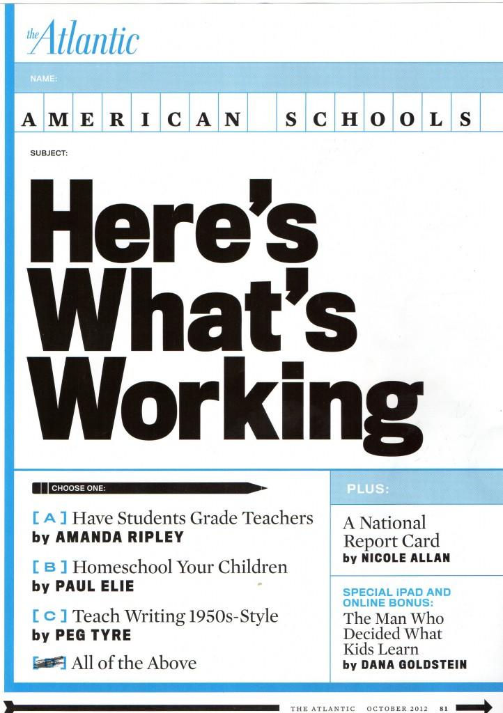 Schools Matter: Homeschooling, Freely Unequal