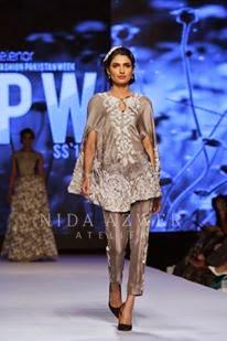 TPFW 2015 Nida Azwer best summer dresses