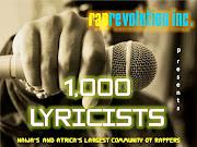 1000 Lyricists