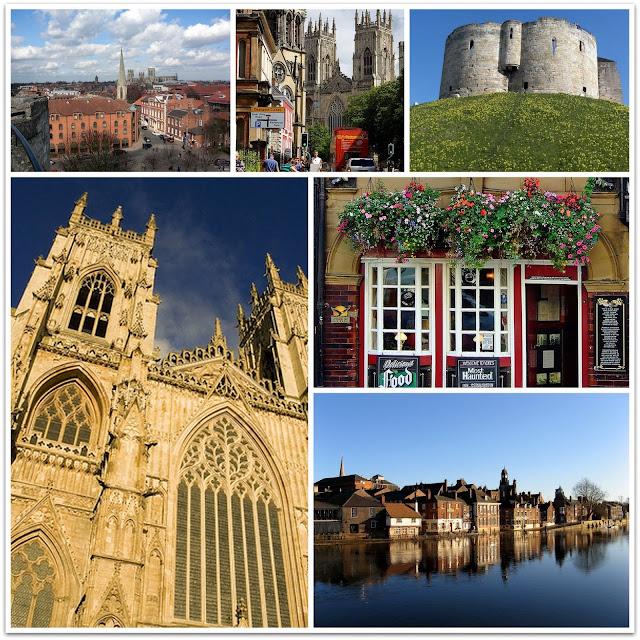 какие города стоит посетить в англии