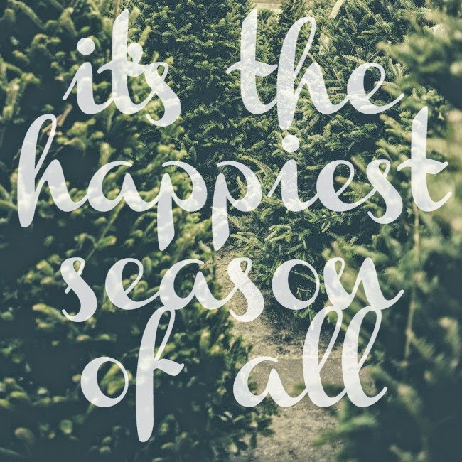 the happiest season of all