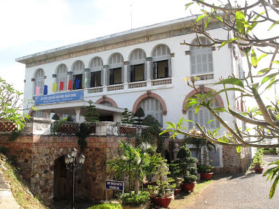 The White Palace in Vung Tau
