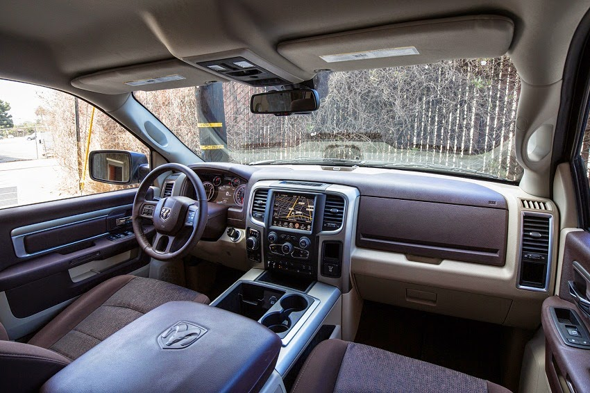 As For The Measurement Of The Interior 2015 Ram 1500 Crew Cab Review Comes  With The Following Info Front Head Room 41.0 In, The Front Of The HIP 63.2  In, ...