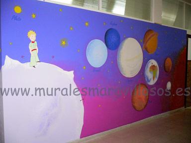 Frisos para espacios infantiles for Un mural facil de hacer