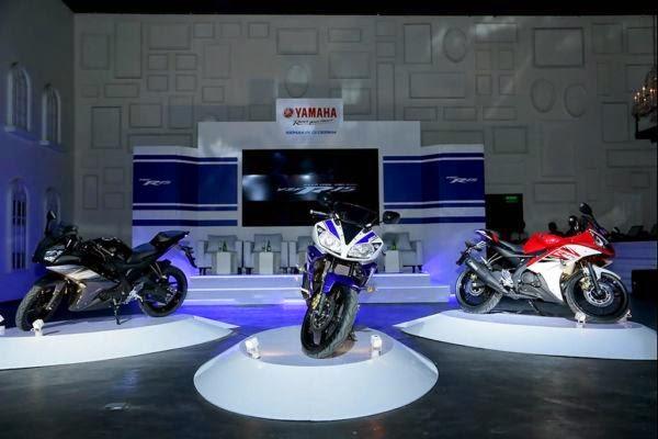 Penjualan Yamaha R15 Terus Meroket
