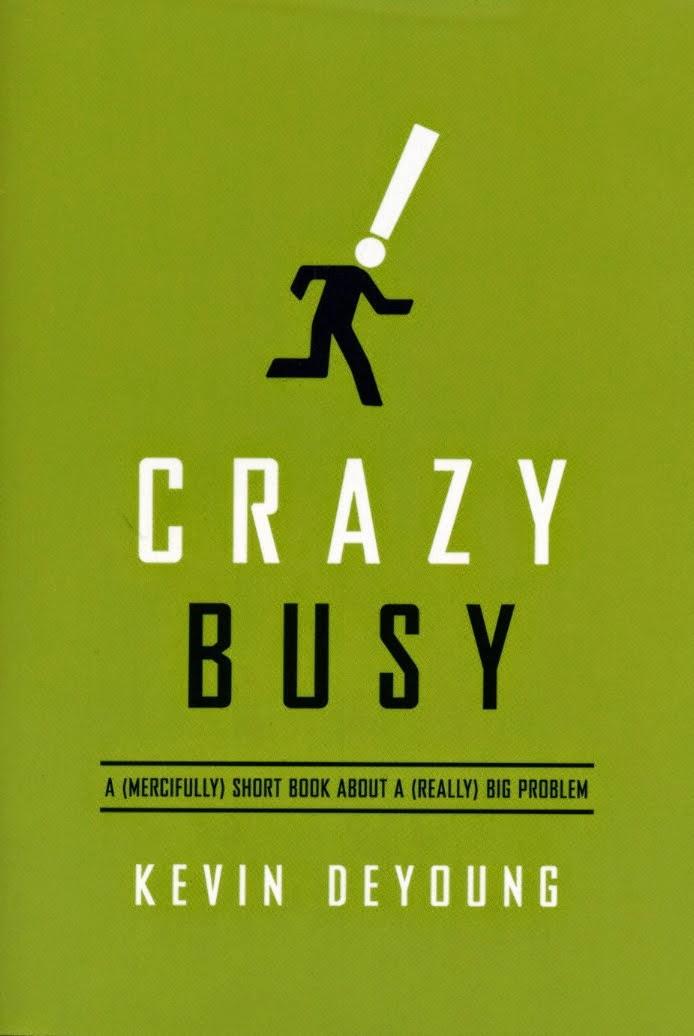 http://smile.amazon.com/Crazy-Busy-Mercifully-Really-Problem-ebook/dp/B00D6IRTC0/ref=sr_1_1?s=books&ie=UTF8&qid=1427655465&sr=1-1&keywords=crazy+busy