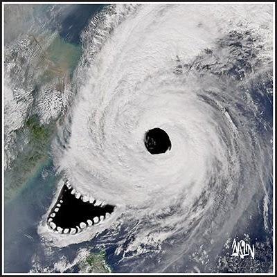 Aislin: Typhoon Haiyan aka Yolanda Nov 4-11.