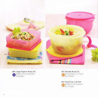 Katalog Tupperware Reguler Indonesia November 2012-Mei2013