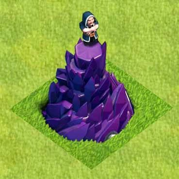 strategy against wizard tower clash of clans