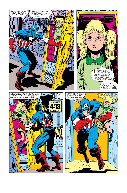 Captain America (1968) Issue #239 #154 - English 16