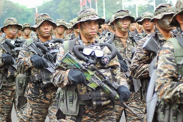 philippine military and police force today The philippines military modernization program took a strange and alarming turn recently as president benigno aquino iii's final term comes to a close.