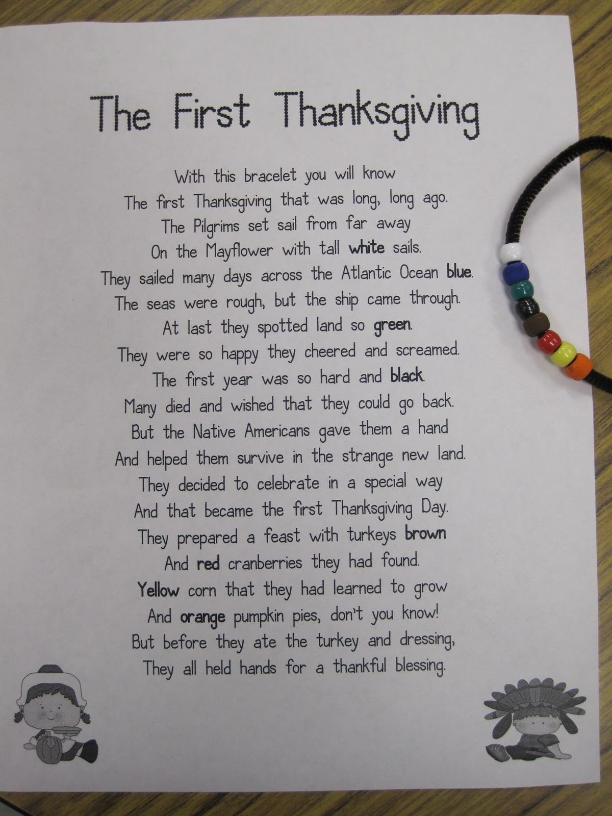 five paragraph essay about thanksgiving This is a 3 page document for a five paragraph thankful essay 1st page: brainstorming sheet that explains what each of the five paragraphs will consist of (introduction, three body paragraphs about the three.