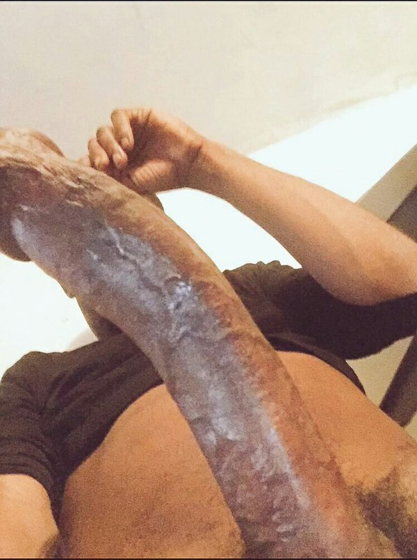 Horny black boy