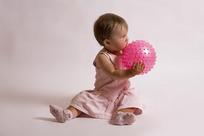 Estimulación con la pelota