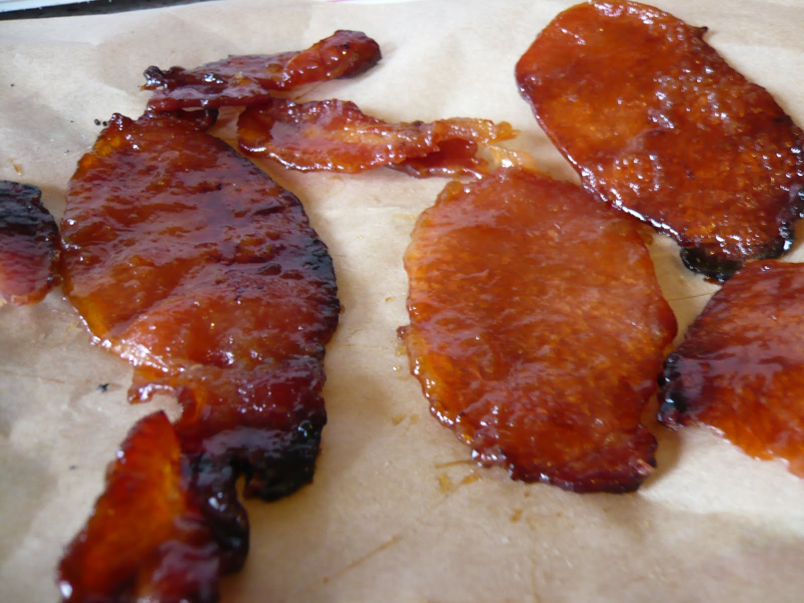 Challenge 22: Caramelized bacon and maple cookies
